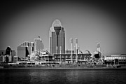 Ballpark Prints - Cincinnati Print by Brandon Batie