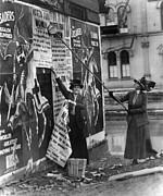 Cincinnati: Suffragettes Print by Granger