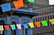 Celebration Photo Prints - Cinco De Mayo Print by Allison Achauer