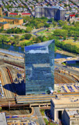 Commercial Real Estate Aerial Photographs - Cira Centre 2929 Arch Street Philadelphia PA 19104 by Duncan Pearson