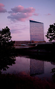 Philadelphia Photo Prints - Cira Centre Print by Rona Black