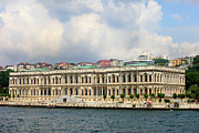 Architectural Style Prints - Ciragan Palace in Istanbul Print by Artur Bogacki