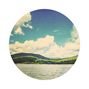 Adirondacks Photo Posters - Circle Lake Poster by Lisa Russo