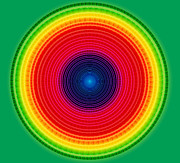 Circle X-ray Print by Atiketta Sangasaeng