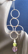 Dangles Jewelry - Circles by Deborah Haste