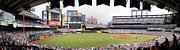 Citi Field Art - Citi Field Panorama by Nathan  Brend