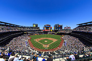 New York Mets Stadium Photos - Citifield by Rick Berk