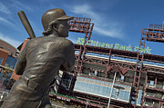 Philadelphia Phillies Stadium Photo Prints - Citizans Bank Park Print by John Greim