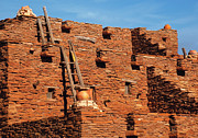 Grand Canyon Photos - City - Arizona - Pueblo by Mike Savad