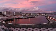 Gaspar Avila - City at dusk