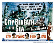 Fid Photos - City Beneath The Sea, Robert Ryan, Mala by Everett