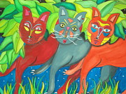 Sandy Kolod - City Cats Out On The...