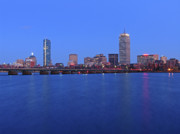 Prudential Center Photo Prints - City Dreams Print by Juergen Roth