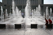 Karen Puckett - City Fountain Fun