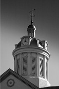 Indiana Photography Prints - City Hall Dome II Print by Steven Ainsworth
