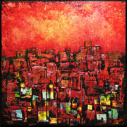 Shadia Zayed - City Lights