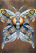 Symetry Originals - City Moth by Bob Craig