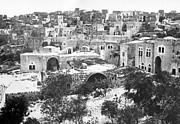 City Of David Bethlehem Print by Munir Alawi