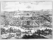 18th Century Prints - CITY OF LOANGO, 18th CENTURY Print by Granger