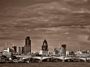Floyd Menezes - City of London