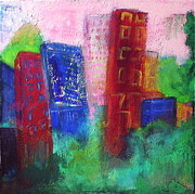 Elinore Bucholtz - City on the Park