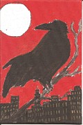 Nancy Denommee - City Raven