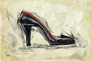 Shoe Originals - City Slick by Richard De Wolfe