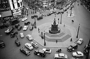 Eros Photos - City Traffic by Werner Rings