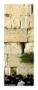 Citymarks Jerusalem Print by Roberto Alamino