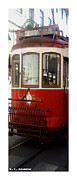 Roberto Photo Framed Prints - Citymarks Lisbon Framed Print by Roberto Alamino