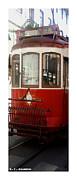 Roberto Alamino Acrylic Prints - Citymarks Lisbon by Roberto Alamino