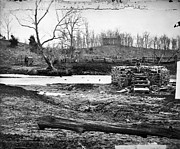 1862 Photos - Civil War: Bull Run, 1862 by Granger