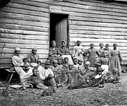 Liberated Photos - Civil War: Freed Slaves by Granger