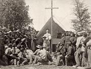 Civil War: Mass, 1861 Print by Granger