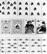 Ironclad Prints - Civil War: Playing Cards Print by Granger