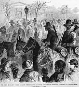 Civil War: Prisoner, 1864 Print by Granger