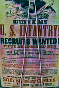 Alan Crosthwaite - Civil war recruiting...