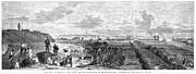 Civil War: Savannah, 1863 Print by Granger