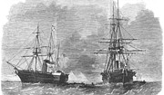 Trent Prints - Civil War: Trent Affair, 1861 Print by Granger