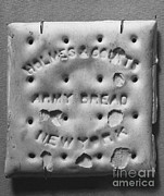 Civil War Time Prints - Civl War-era Hardtack Print by Photo Researchers