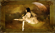 Marie Gale Art - Clair de Lune by Marie  Gale