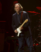 Eric Clapton Photos - Clapton Emotion by Steven Sachs