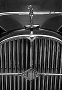 Buick Grill Prints - Classic 32 Buick Grill Emblem Print by Paul W Faust -  Impressions of Light