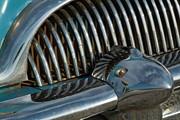 Classic American Car Bumper Print by Sami Sarkis