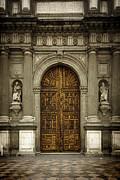 Classic Arched Portal Print by Lynn Palmer