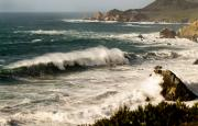 Vistas Prints - Classic California Surf Print by Norman  Andrus