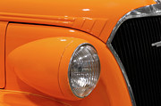 Retro Car Photos - Classic Car Details by Oleksiy Maksymenko