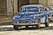 J R Baldini M Photog Cr - Classic Chevy Blue