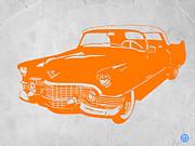 Classic Chevy Print by Irina  March