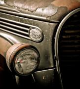 Marilyn Hunt - Classic Ford Truck